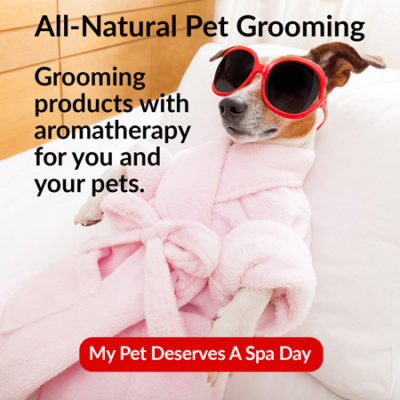 All-Natural Pet Grooming